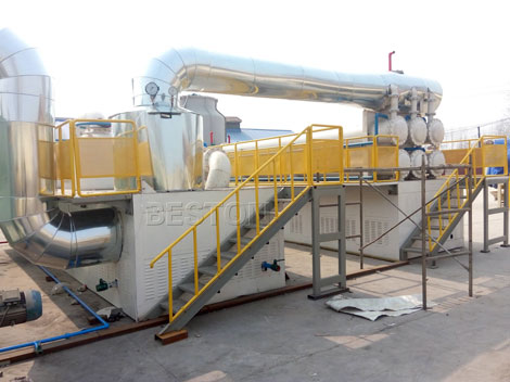 Consult With Waste Plastic Pyrolysis Plants Manufacturers About A