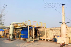 Small Scale Plastic Recycling Plant