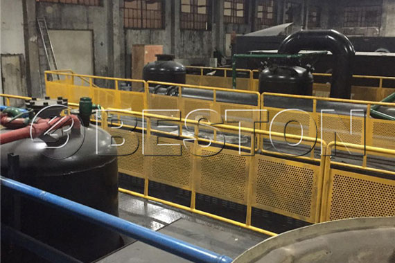 Waste plastic Pyrolysis Plant for Sale