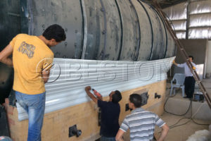 tyre pyrolysis plant price