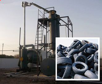 Tire pyrolysis plant 'good fit' for Plainview