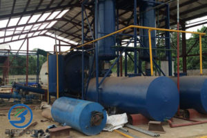 Waste Tyre Pyrolysis Plant Suppliers
