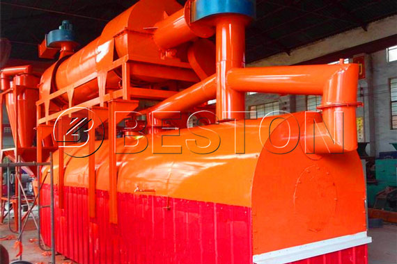Beston carbonization plant