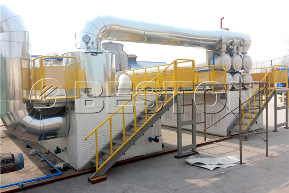 Best Waste Pyrolysis Machines
